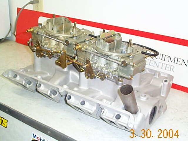 Carl's Ford Parts